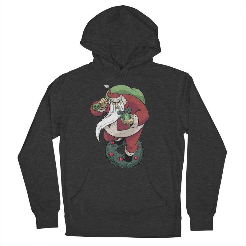 Shirt of the month November: Maul Santa Men's Pullover Hoody by edisonrex's Artist Shop