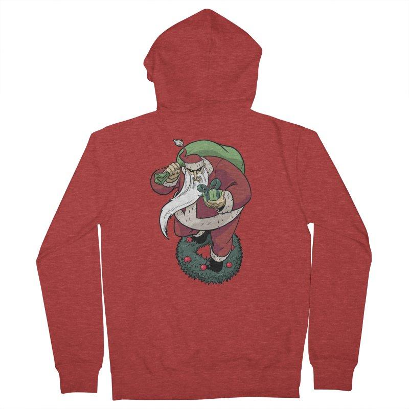 Shirt of the month November: Maul Santa Women's  by edisonrex's Artist Shop