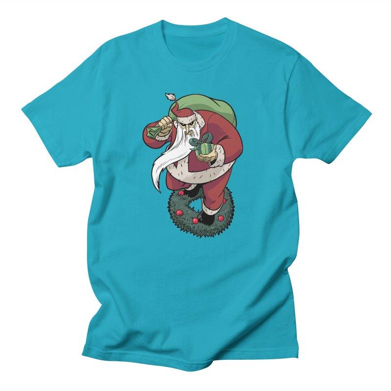 Shirt of the month November: Maul Santa Men's T-Shirt by Edison Rex