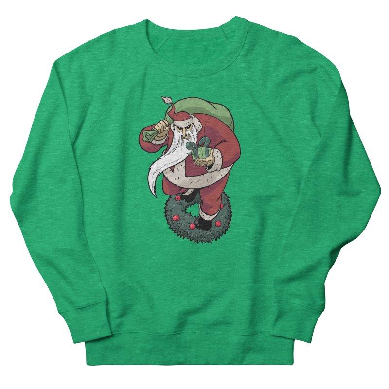 Shirt of the month November: Maul Santa Women's French Terry Sweatshirt by Edison Rex