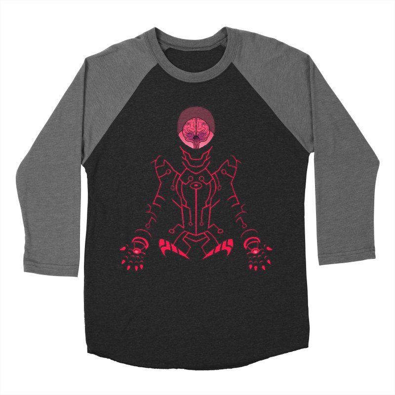 Shirt of the month 1/17: Cerebella Men's Baseball Triblend Longsleeve T-Shirt by Edison Rex