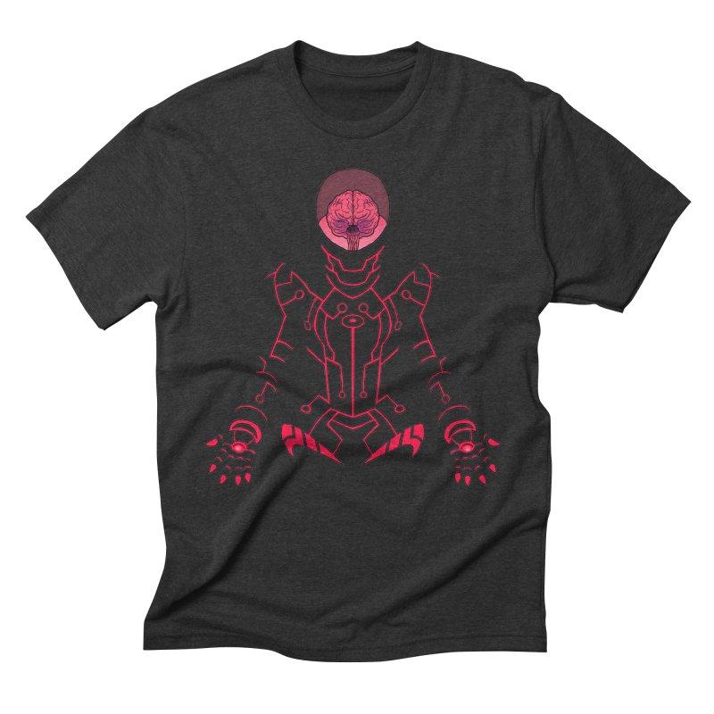 Shirt of the month 1/17: Cerebella Men's Triblend T-shirt by edisonrex's Artist Shop
