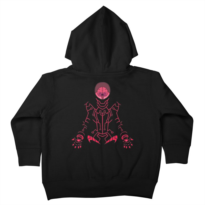 Shirt of the month 1/17: Cerebella Kids Toddler Zip-Up Hoody by Edison Rex