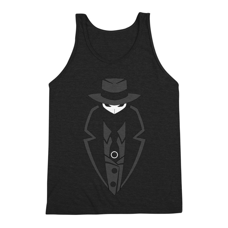 Shirt of the Month March: Golden Age Eclipse Men's Triblend Tank by Edison Rex