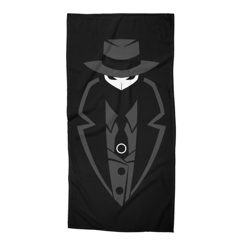 Shirt of the Month March: Golden Age Eclipse Accessories Beach Towel by edisonrex's Artist Shop