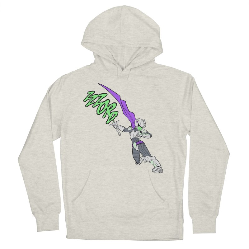 Shirt of the Month April Women's French Terry Pullover Hoody by Edison Rex