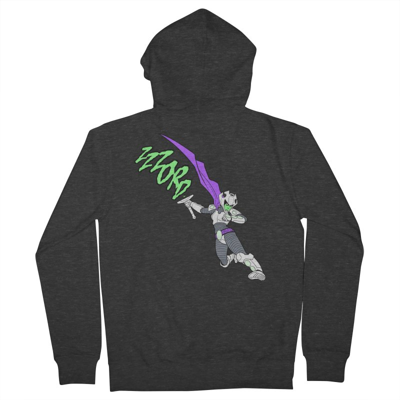 Shirt of the Month April Women's French Terry Zip-Up Hoody by edisonrex's Artist Shop