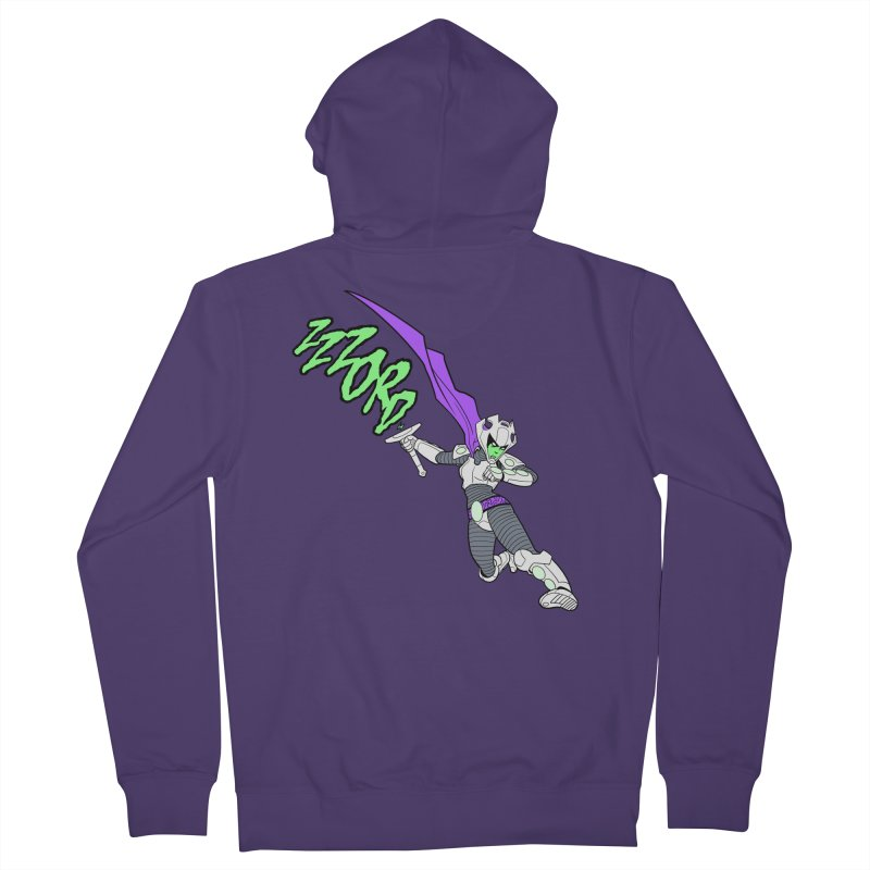 Shirt of the Month April Women's French Terry Zip-Up Hoody by Edison Rex