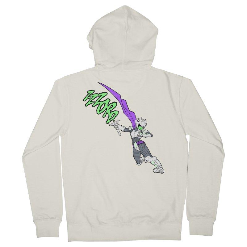 Shirt of the Month April Women's Zip-Up Hoody by edisonrex's Artist Shop