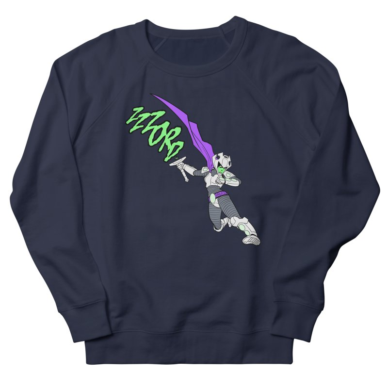 Shirt of the Month April Women's French Terry Sweatshirt by edisonrex's Artist Shop