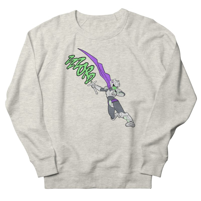 Shirt of the Month April Women's French Terry Sweatshirt by Edison Rex