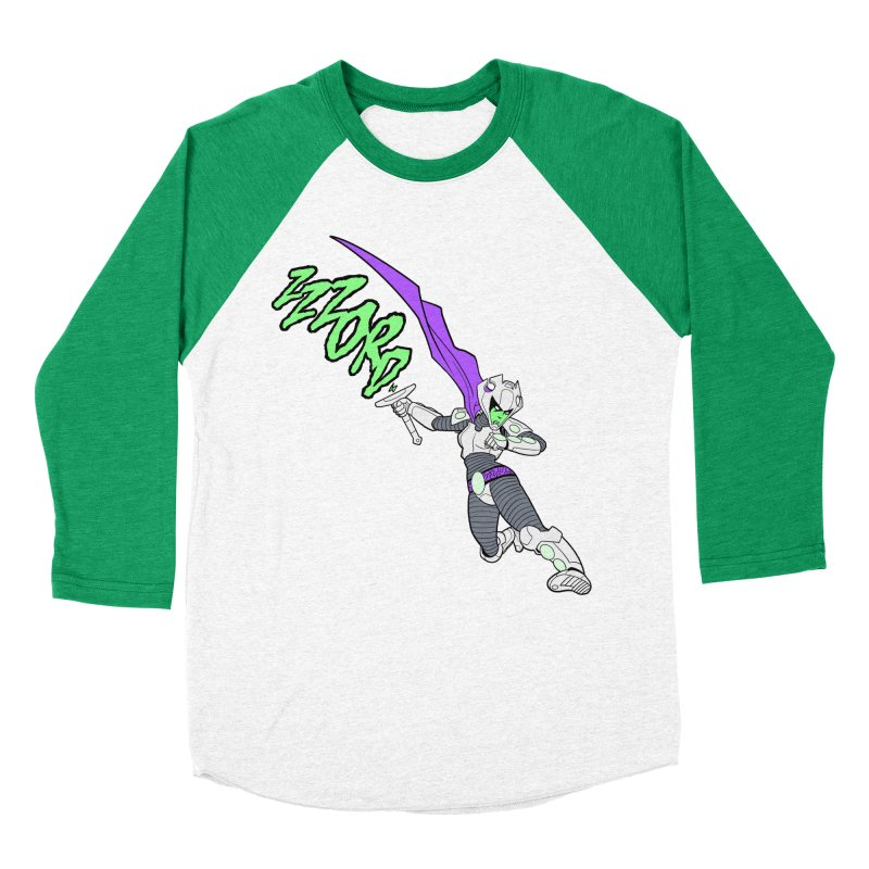 Shirt of the Month April Women's Baseball Triblend T-Shirt by edisonrex's Artist Shop