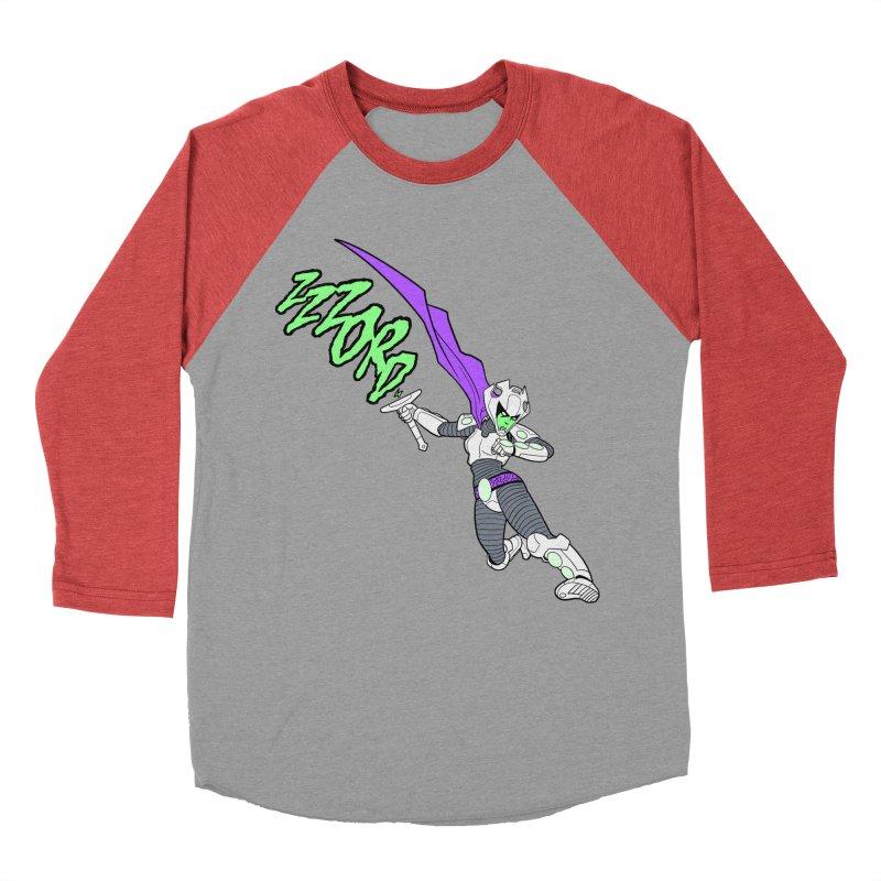 Shirt of the Month April Women's Baseball Triblend Longsleeve T-Shirt by edisonrex's Artist Shop