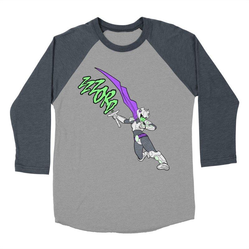 Shirt of the Month April Women's Baseball Triblend Longsleeve T-Shirt by Edison Rex