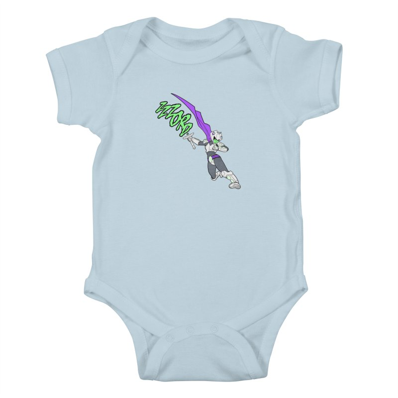 Shirt of the Month April Kids Baby Bodysuit by edisonrex's Artist Shop