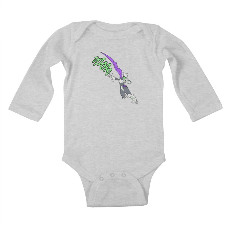 Shirt of the Month April Kids Baby Longsleeve Bodysuit by Edison Rex