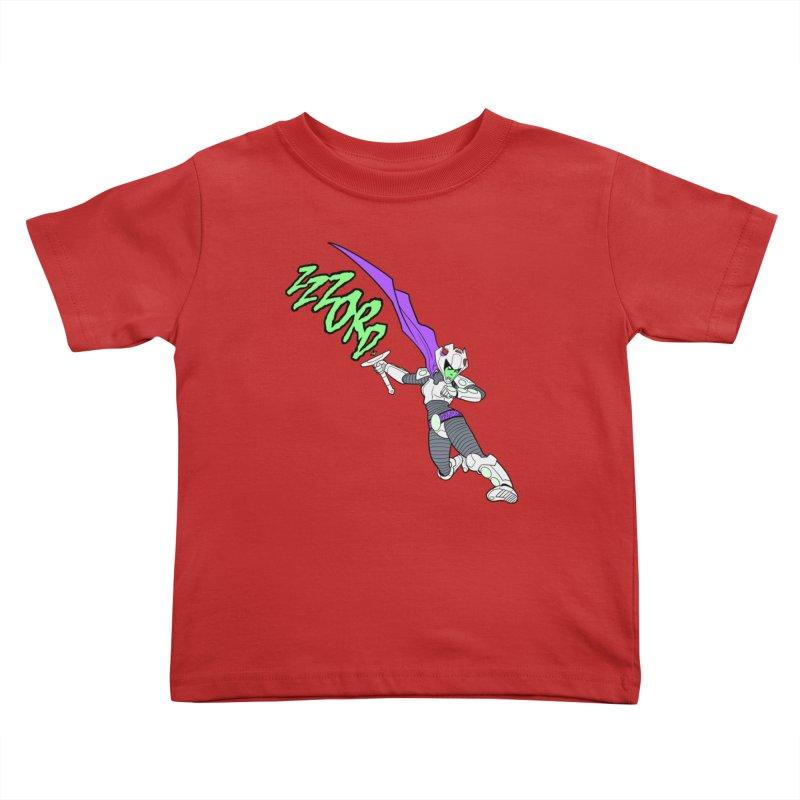 Shirt of the Month April Kids Toddler T-Shirt by edisonrex's Artist Shop