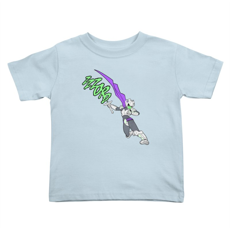 Shirt of the Month April Kids Toddler T-Shirt by edisonrex's Artist Shop