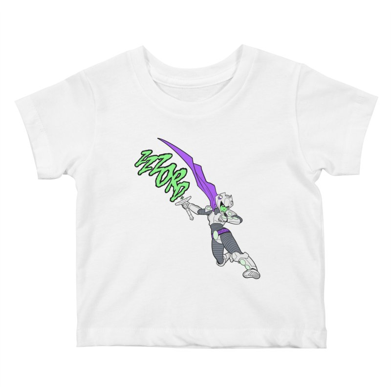 Shirt of the Month April Kids Baby T-Shirt by edisonrex's Artist Shop