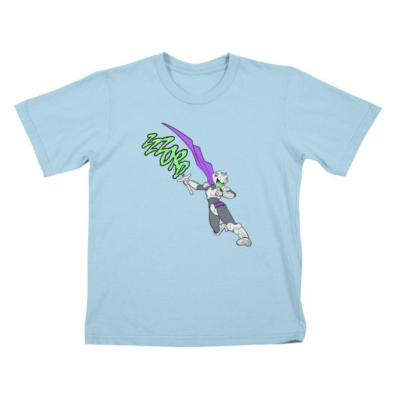Shirt of the Month April Kids T-Shirt by edisonrex's Artist Shop