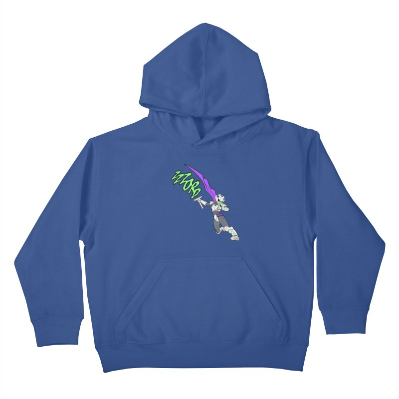 Shirt of the Month April Kids Pullover Hoody by edisonrex's Artist Shop