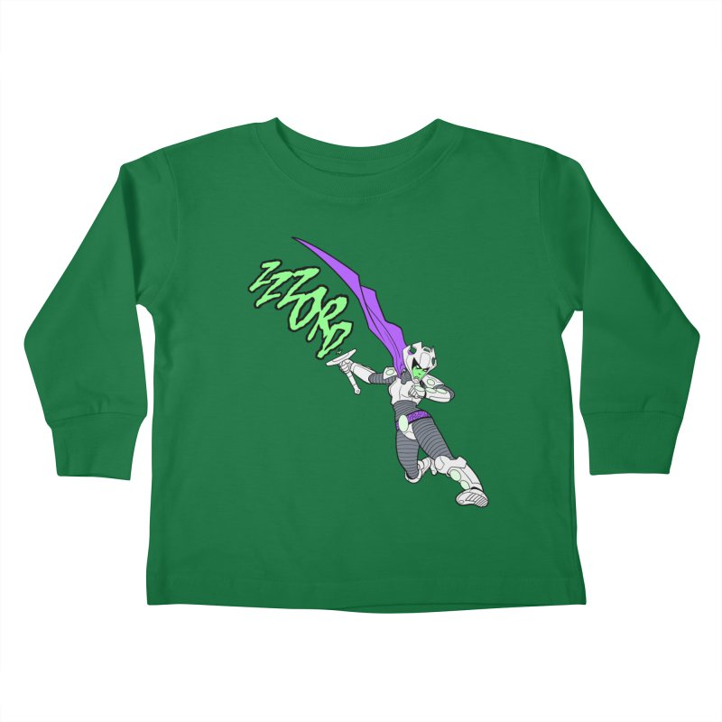 Shirt of the Month April Kids Toddler Longsleeve T-Shirt by edisonrex's Artist Shop