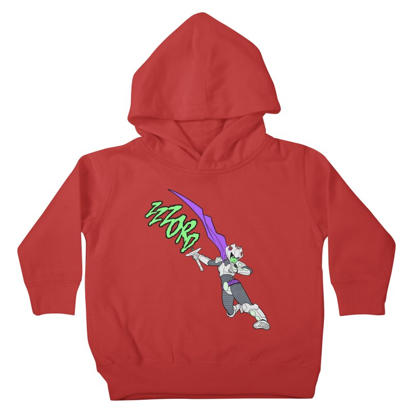 Shirt of the Month April Kids Toddler Pullover Hoody by edisonrex's Artist Shop