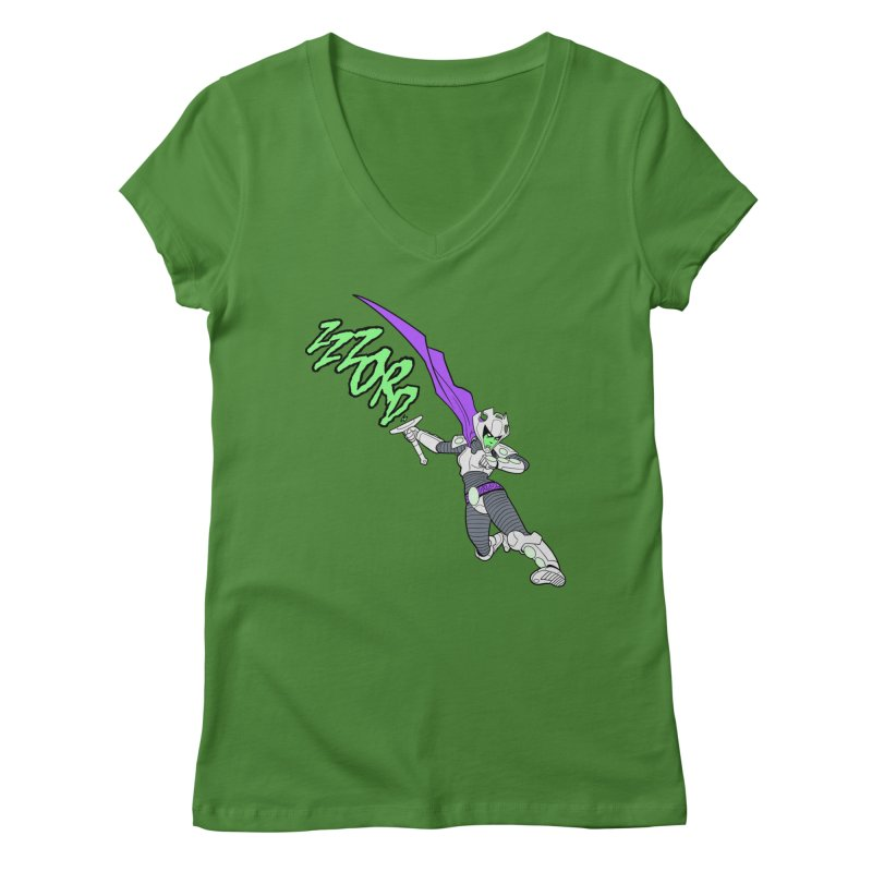 Shirt of the Month April Women's Regular V-Neck by Edison Rex