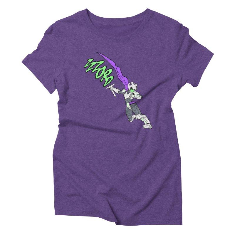 Shirt of the Month April Women's Triblend T-Shirt by edisonrex's Artist Shop