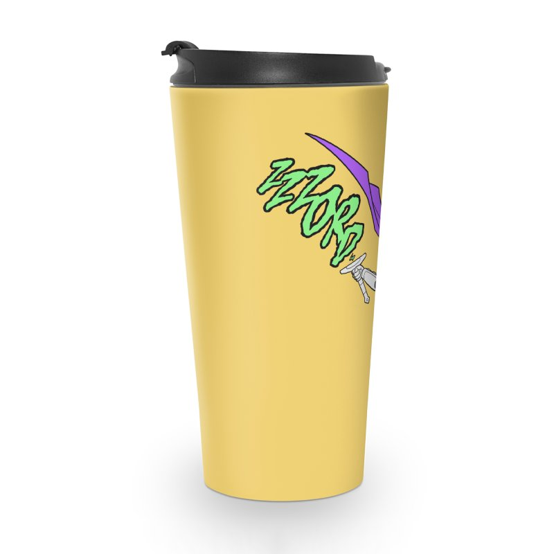 Shirt of the Month April Accessories Travel Mug by Edison Rex