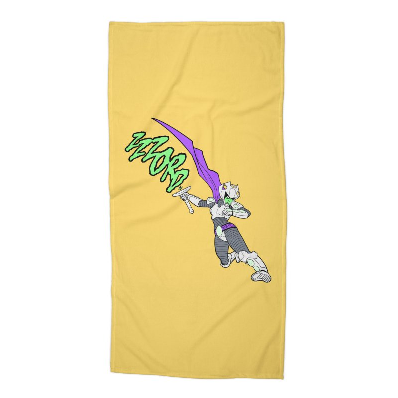 Shirt of the Month April Accessories Beach Towel by Edison Rex