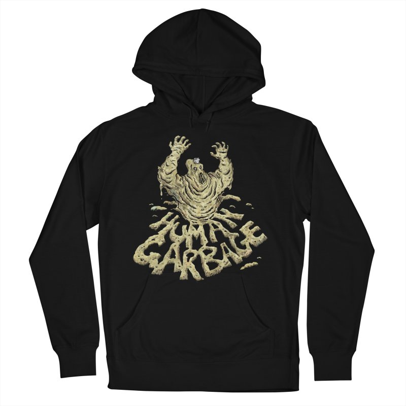 Shirt of the month May 2017: Human Garbage Men's Pullover Hoody by edisonrex's Artist Shop