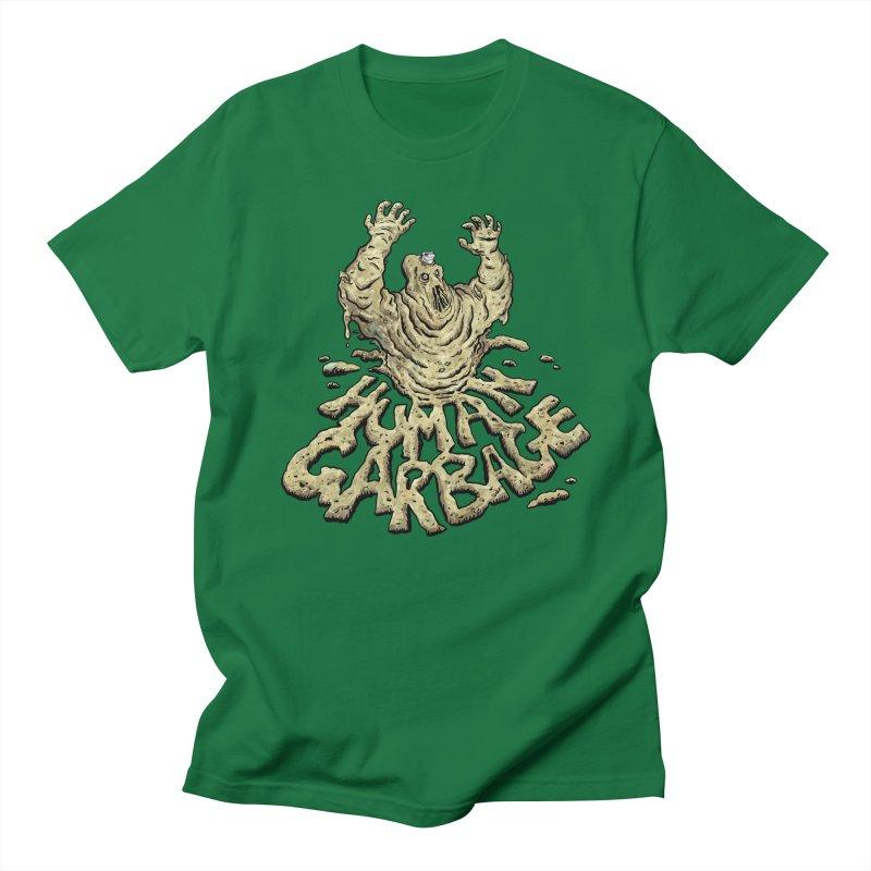 Shirt of the month May 2017: Human Garbage Men's T-Shirt by Edison Rex