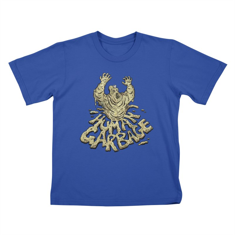 Shirt of the month May 2017: Human Garbage Kids T-Shirt by edisonrex's Artist Shop
