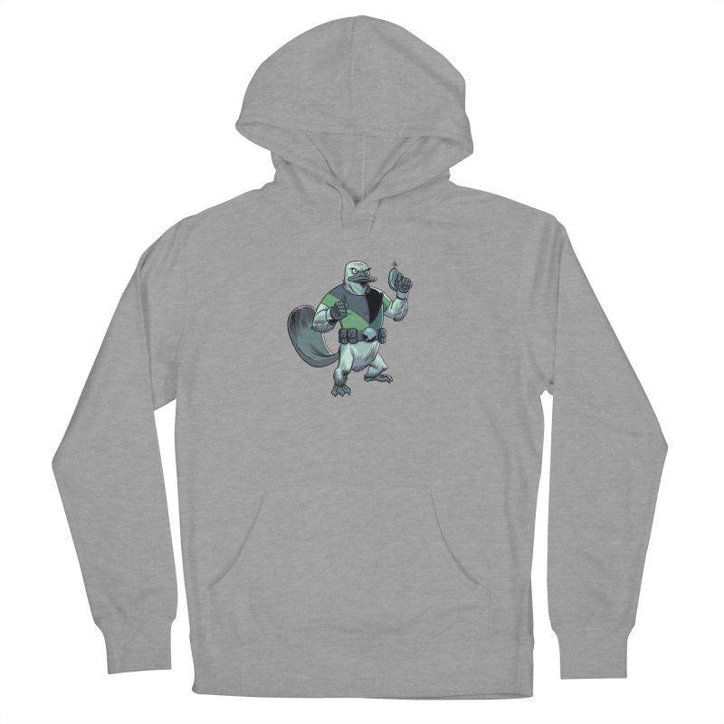 Shirt of the Month June 2017: Platypus Rex Women's Pullover Hoody by Edison Rex