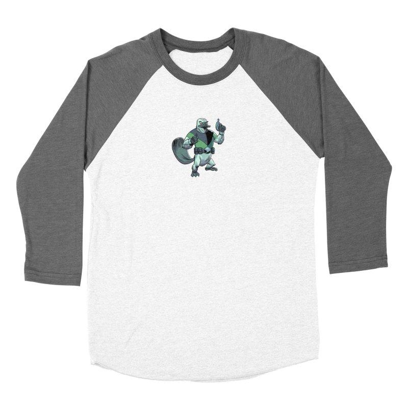 Shirt of the Month June 2017: Platypus Rex Women's Longsleeve T-Shirt by Edison Rex
