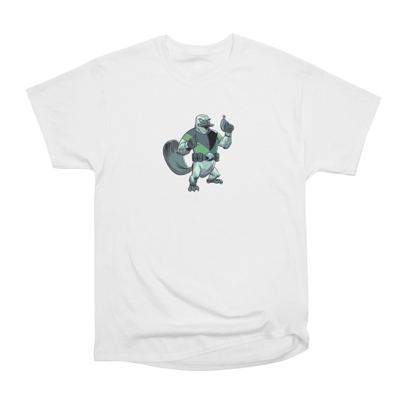 Shirt of the Month June 2017: Platypus Rex Men's Heavyweight T-Shirt by Edison Rex