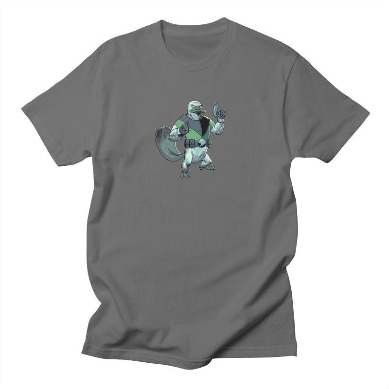 Shirt of the Month June 2017: Platypus Rex Women's T-Shirt by Edison Rex
