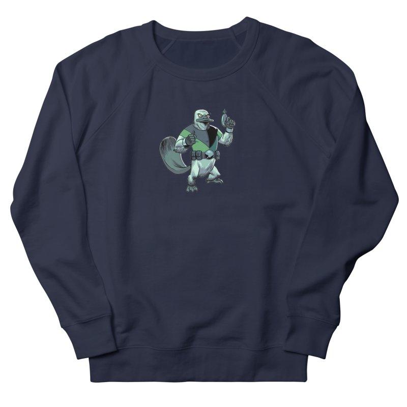 Shirt of the Month June 2017: Platypus Rex Women's Sweatshirt by edisonrex's Artist Shop