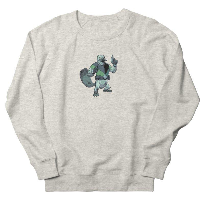 Shirt of the Month June 2017: Platypus Rex Men's Sweatshirt by edisonrex's Artist Shop