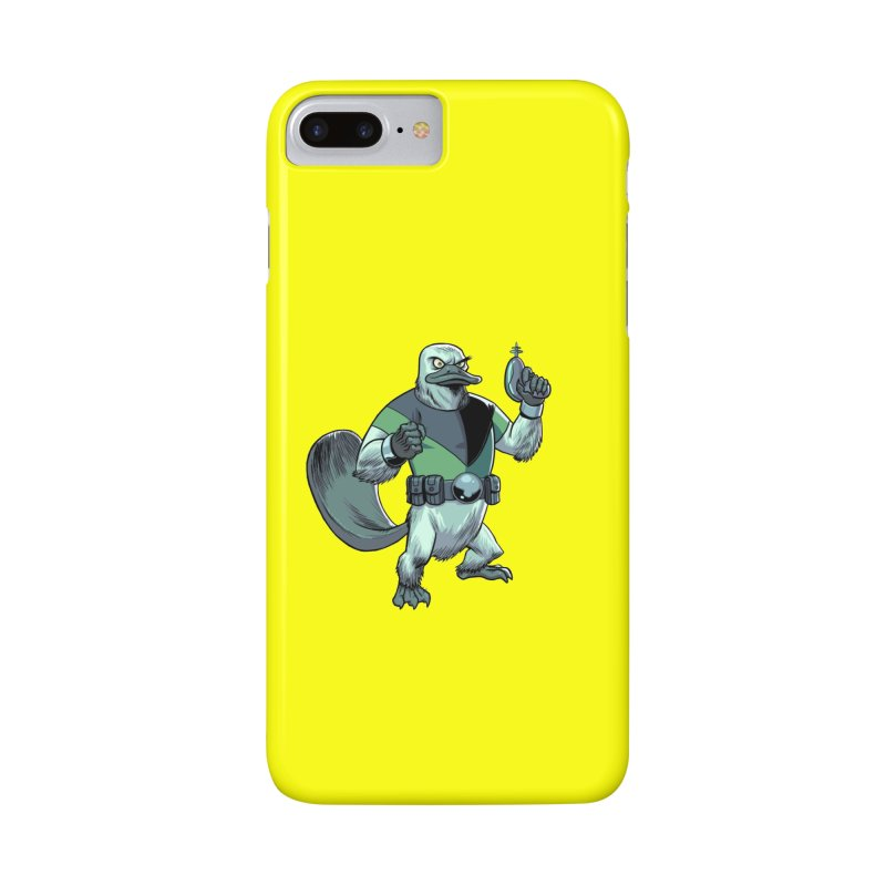 Shirt of the Month June 2017: Platypus Rex Accessories Phone Case by edisonrex's Artist Shop