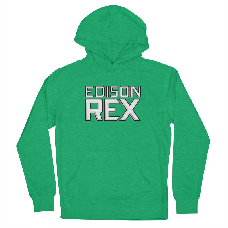 Edison Rex logo Women's Pullover Hoody by edisonrex's Artist Shop