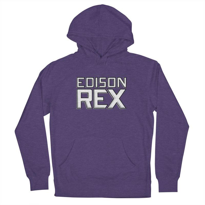 Edison Rex logo Men's Pullover Hoody by edisonrex's Artist Shop