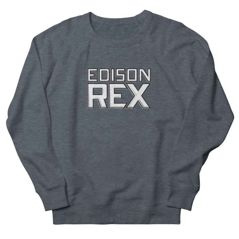 Edison Rex logo Men's Sweatshirt by edisonrex's Artist Shop