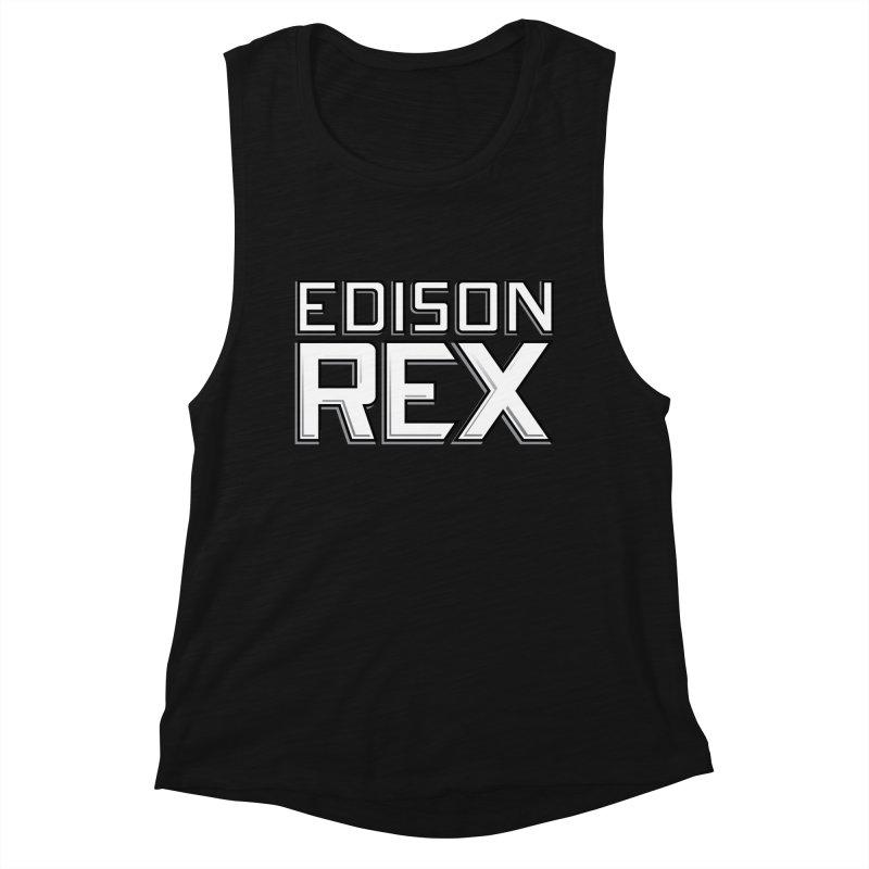 Edison Rex logo Women's Tank by Edison Rex