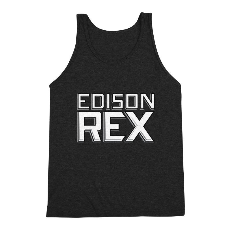 Edison Rex logo Men's Tank by Edison Rex