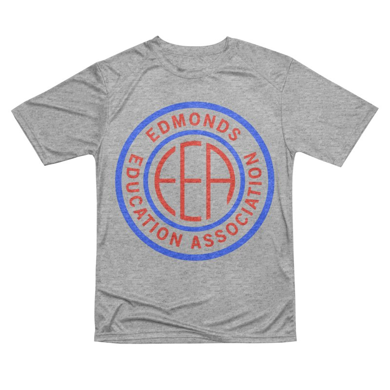 Edmonds EA Seal Full Size Men's Performance T-Shirt by Edmonds Education Association Swag Shop