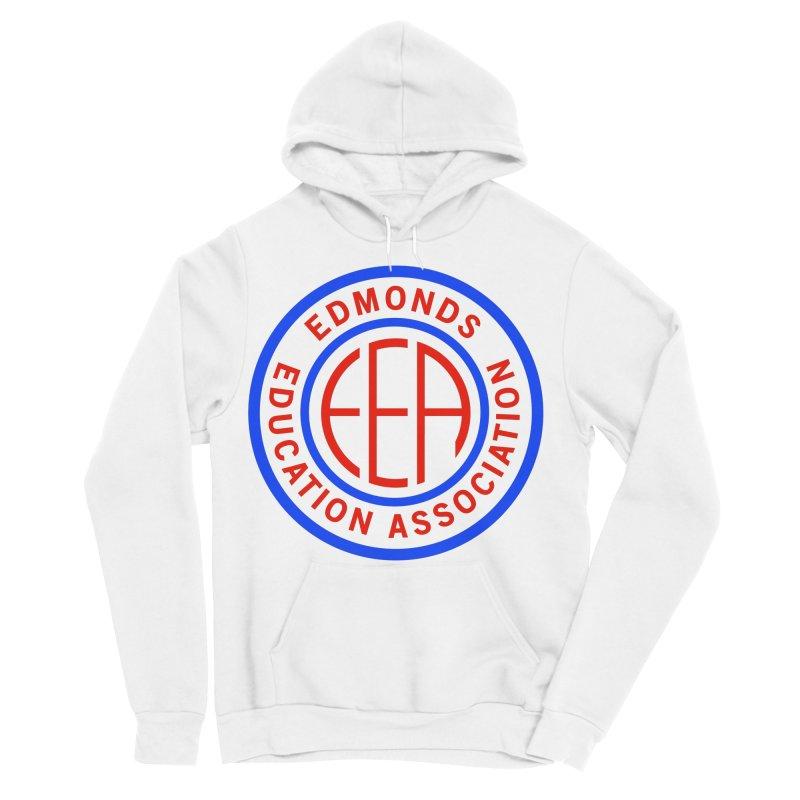 Edmonds EA Seal Full Size Women's Sponge Fleece Pullover Hoody by Edmonds Education Association Swag Shop