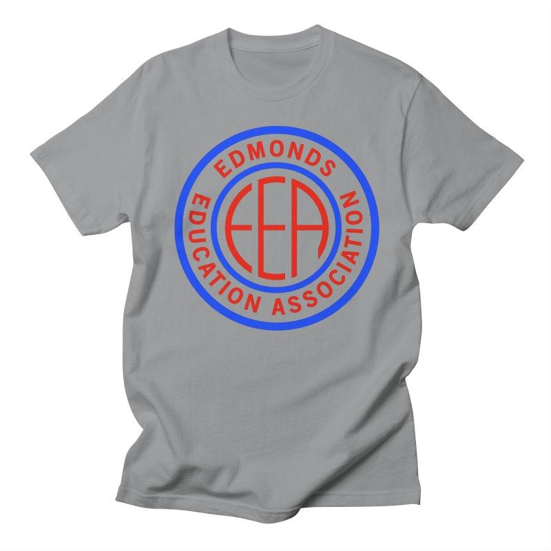 Edmonds EA Seal Full Size Women's Regular Unisex T-Shirt by Edmonds Education Association Swag Shop
