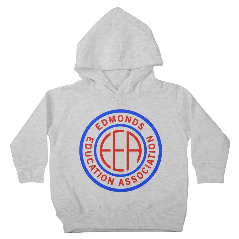 Edmonds EA Seal Full Size Kids Toddler Pullover Hoody by Edmonds Education Association Swag Shop